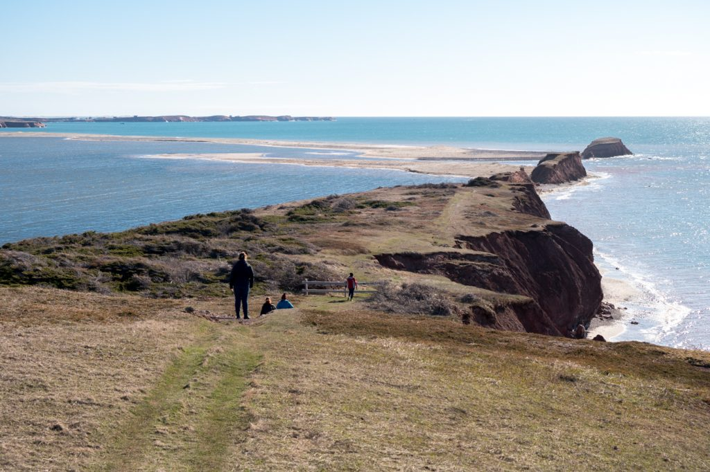Go for a walk on île Boudreau - Top attraction