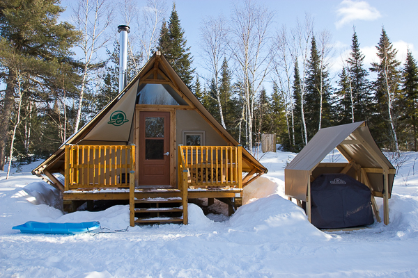 Discover the Mauricie National Park All Year Round, part of the best things to do in Quebec