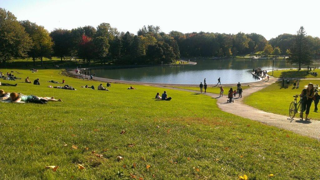 Mont-Royal Park lake - Montreal - Mariam S on Pixabay